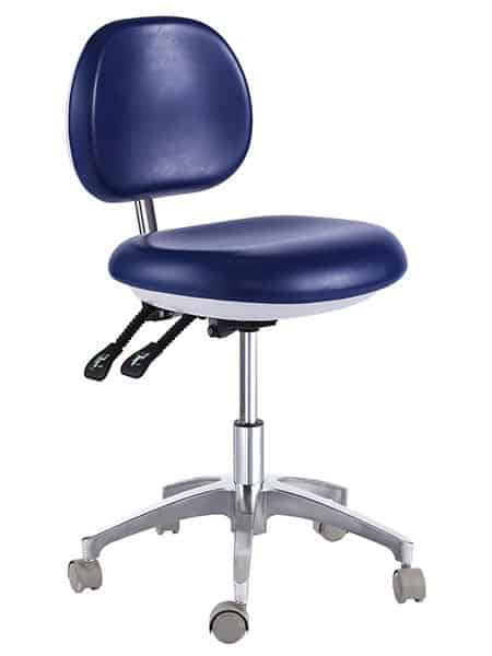 Taburete Clásico de Dentista / Silla del Doctor TD02-TRONWIND MEDICAL CHAIRS
