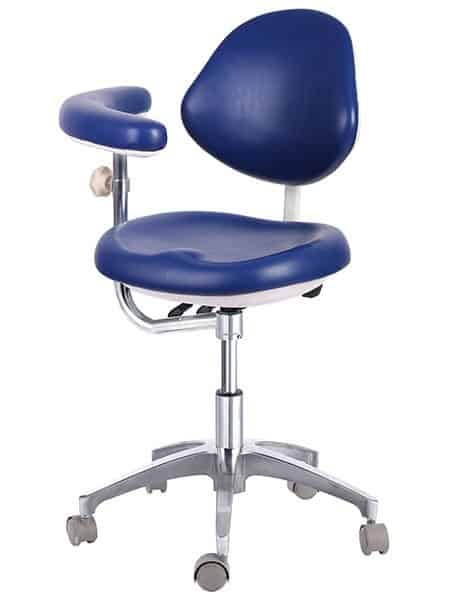 Venta al por mayor de Taburete Dental con Apoyabrazos TD08-TRONWIND MEDICAL CHAIRS