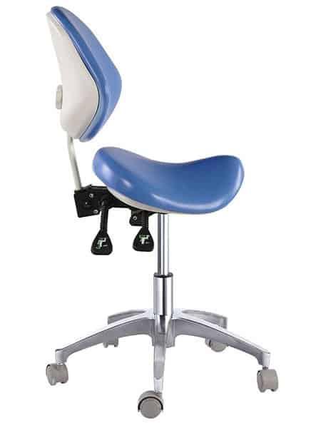 Taburete ajustable de salón de belleza / Taburete Ergonómico Dental TS04-TRONWIND MEDICAL CHAIRS