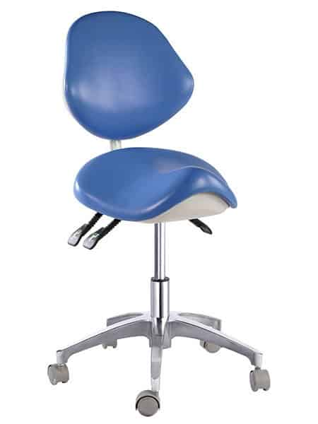 Taburete ajustable de salón de belleza / Taburete Ergonómico Dental TS04-TRONWIND MEDICAL CHAIRS
