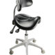 Saddle Stool TS01, Dental Stool, Ergonomic Chair