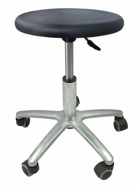 Taburete Antiestático ESD con Ruedas TL07-TRONWIND MEDICAL CHAIRS