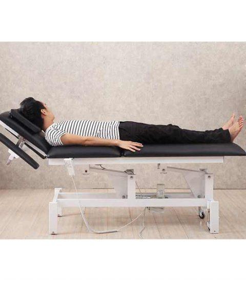 Camilla eléctrica fisioterapia TAE03-8 TRONWIND