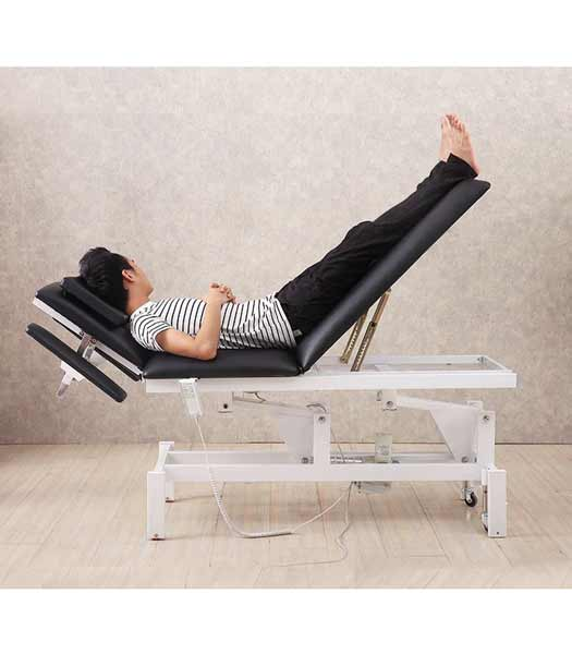 Camillas eléctricas fisioterapia TAE03-7 TRONWIND