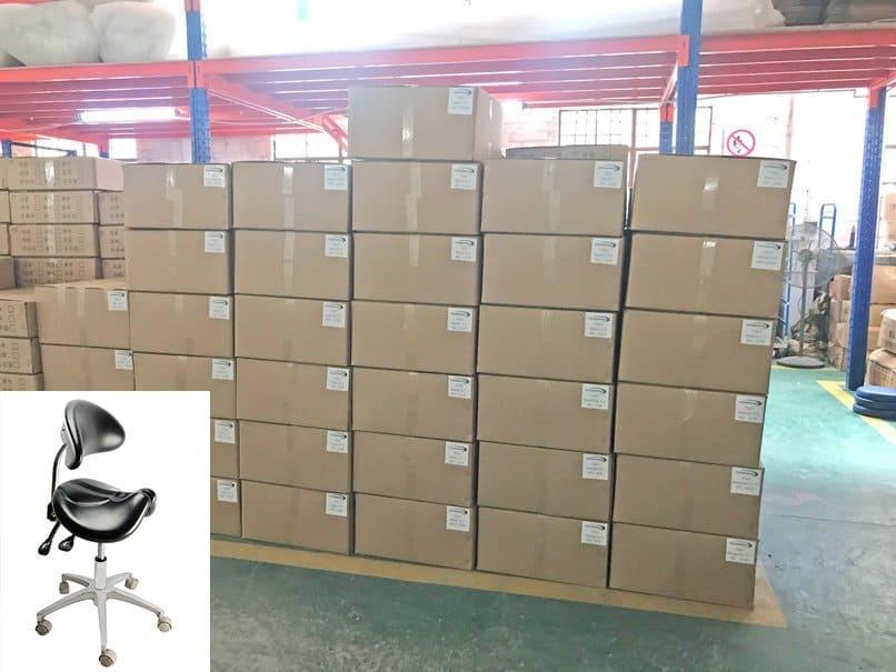 TS01 silla de montar de Tronwind está siendo entregada