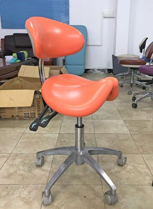 TS01 silla de montar de Tronwind-naranja