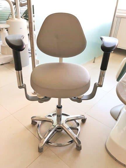 Tronwind endodoncista taburetes dentales en clínicas