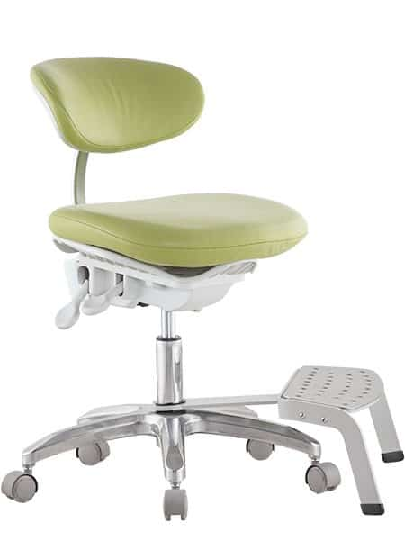Tronwind-microscopio silla médica con reposapiés-TM08-1