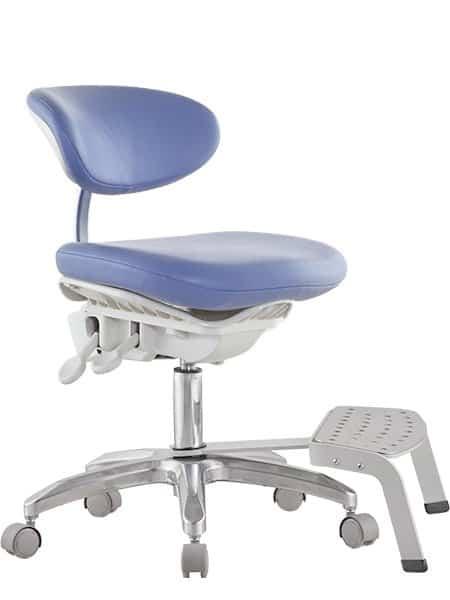 Tronwind-microscopio silla médica con reposapiés-TM08-2